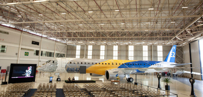 E195-E2 achieves triple certification