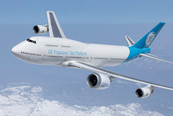 GE9X Testbed