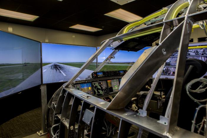 Gulfstream lab