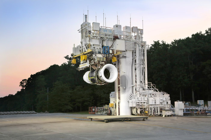 Future proofing: Next generation aircraft engine testing