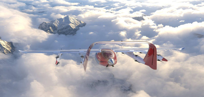 Zuri aircraft