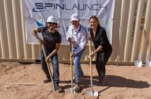 SpinLaunch at Spaceport America
