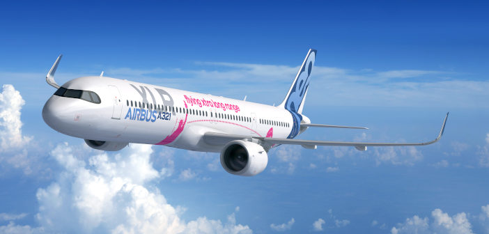 Airbus launches even longer range A321