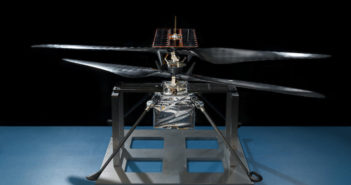 Mars helicopter ready for final tests