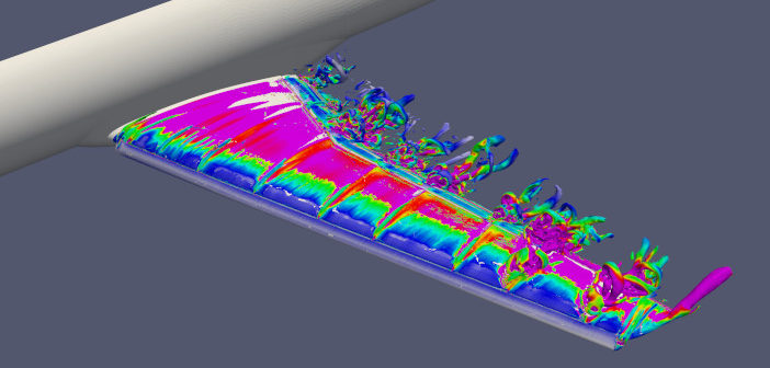 Three-year project to develop advanced CFD simulation techniques