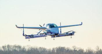 Electric aircraft development rising fast