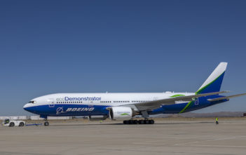 777-200 Eco Demonstrator
