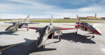 Atkins and Aeralis to partner on low-cost modular training jet aircraft