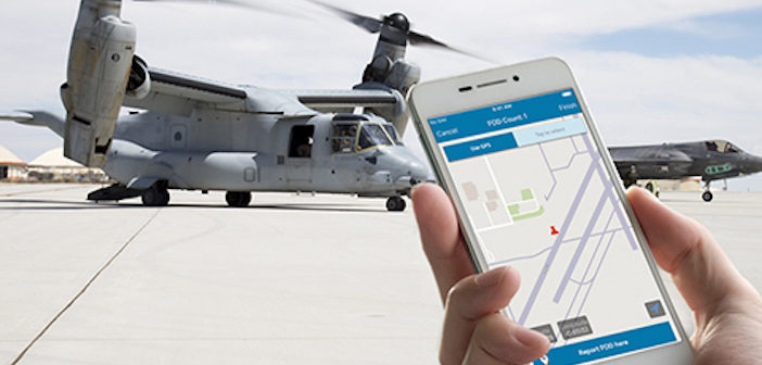 app and Osprey