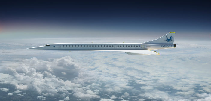 Testing and development at Boom Supersonic