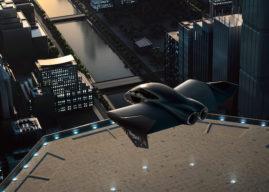Boeing and Porsche to partner on premium eVTOL