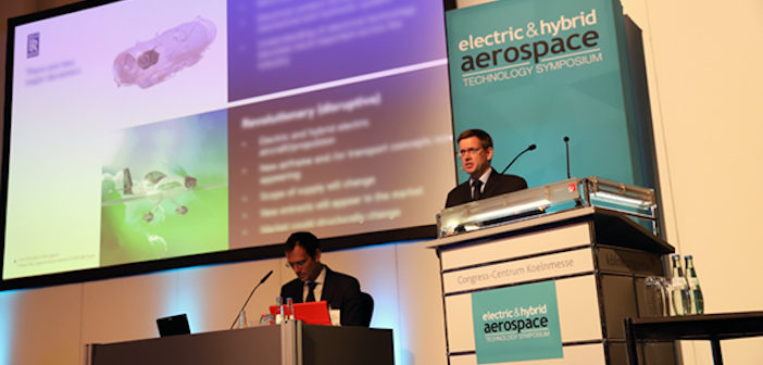 electric and hybrid aerospace conference