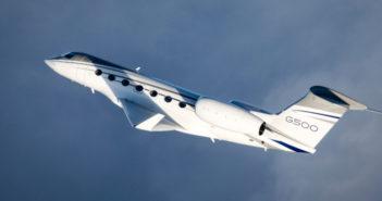G500 business jet receives European certification