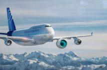 Rolls-Royce 747-400 testbed
