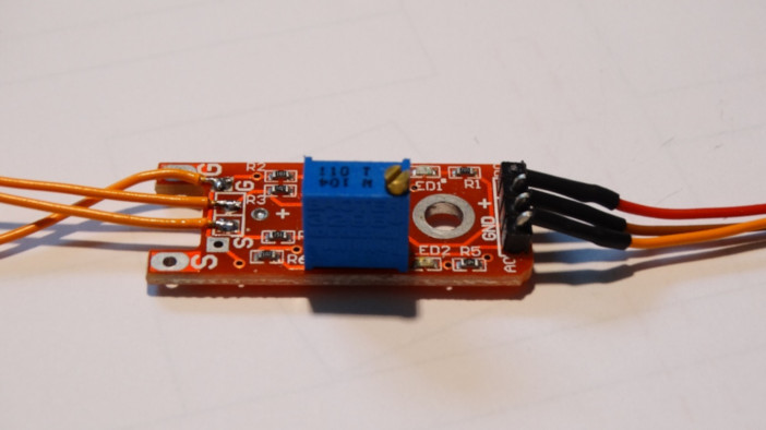 wired sensor