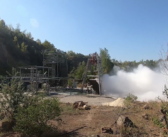 Skyrora opens secret rocket engine testing facility