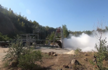 Skyrora engine test