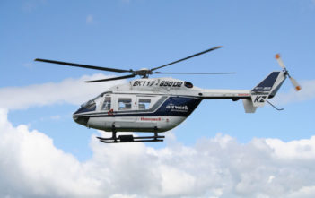 The Airwork Helicopter
