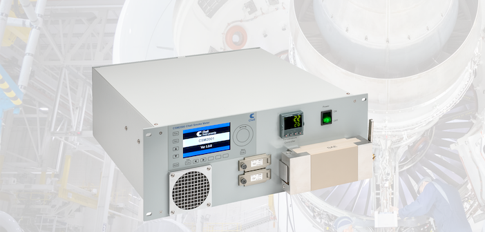More accurate smoke meter for gas turbines and jet engines launched