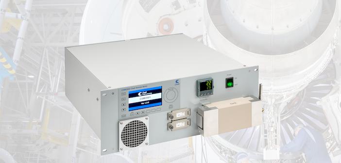CSM2001 Chell Smoke Meter