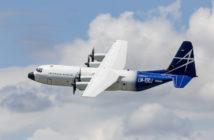 LM 100J First Flight
