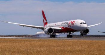 Qantas runs research flights into jet lag