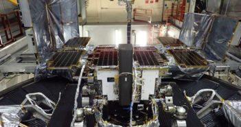 Thermal Vacuum testing for ExoMars starts