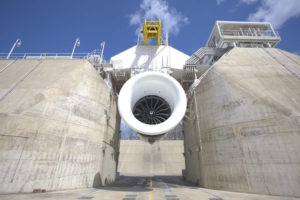 The GE9X engine that will power the 777X family has been under development since 2012