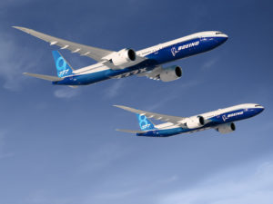 Boeing's 777X family of aircraft is the first to feature folding wingtips to help it fit into airports