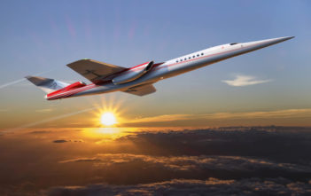 AerionSupersonic has selected GKN Aerospace as a supplier on the AS2 supersonic business jet