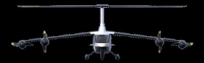 ROSA aircraft