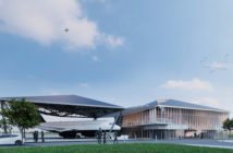Cranfield's £65 million (US$84 million) Digital Aviation Research and Technology Centre is due to open in 2020