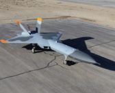 5GAT drone passes engine run tests