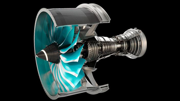 Ultrafan engine concept