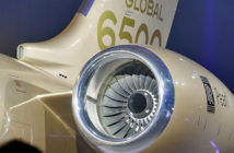 The Pearl 15 engine on Bombardier's Global 6500