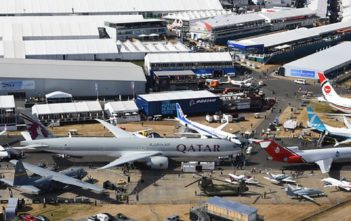 The Farnborough International Airshow 2020, due to take place in July, has been canceled