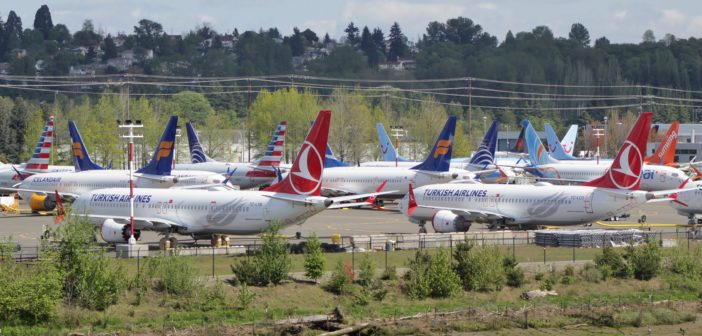 FAA proposes design changes for Boeing 737 Max