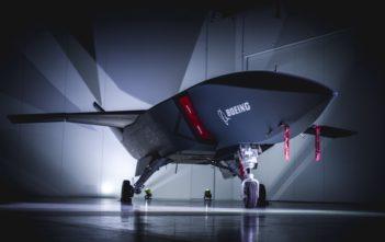 Loyal Wingman drone