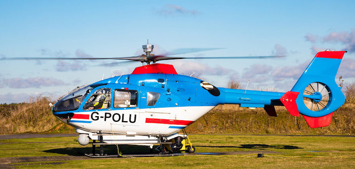 Helicopter H135