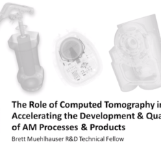 Webinar available to download: The role of computed tomography in additive manufacturing