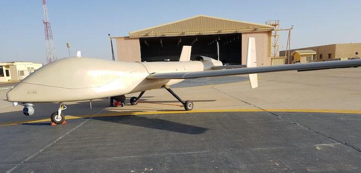 Saker - 1C unmanned aircraft