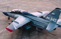 m-345 trainer jet