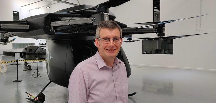Dean Moore, Vertical Aerospace