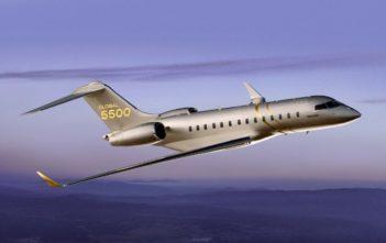 Bombardier Global 5500
