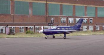 ZeroAvia test aircraft crashes