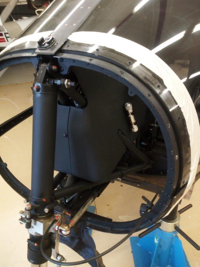 Flight test instrumentation