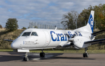 Foundation) has awarded a grant to Cranfield University towards the replacement of its ageing Jetstream 31 with a Saab 340b aircraft