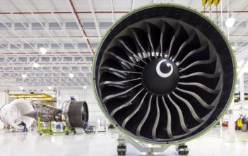 GE Aviation's GE90 engine has surpassed 100 million flight hours