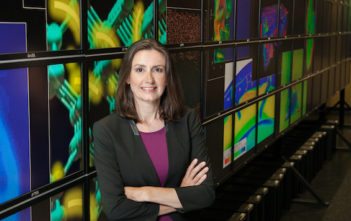 Karen Willcox, director of the Oden Institute for Computational Engineering and Sciences
