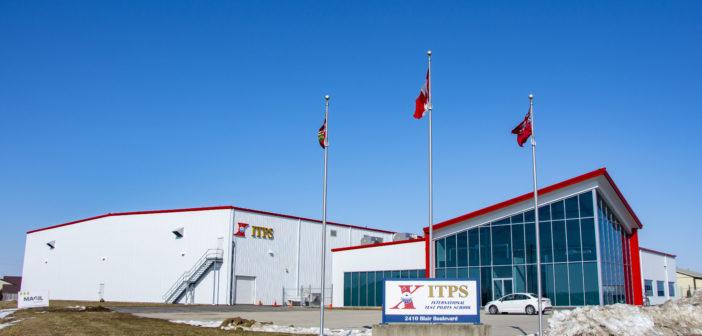 The International Test Pilots School in London, Ontario was opened in 2009